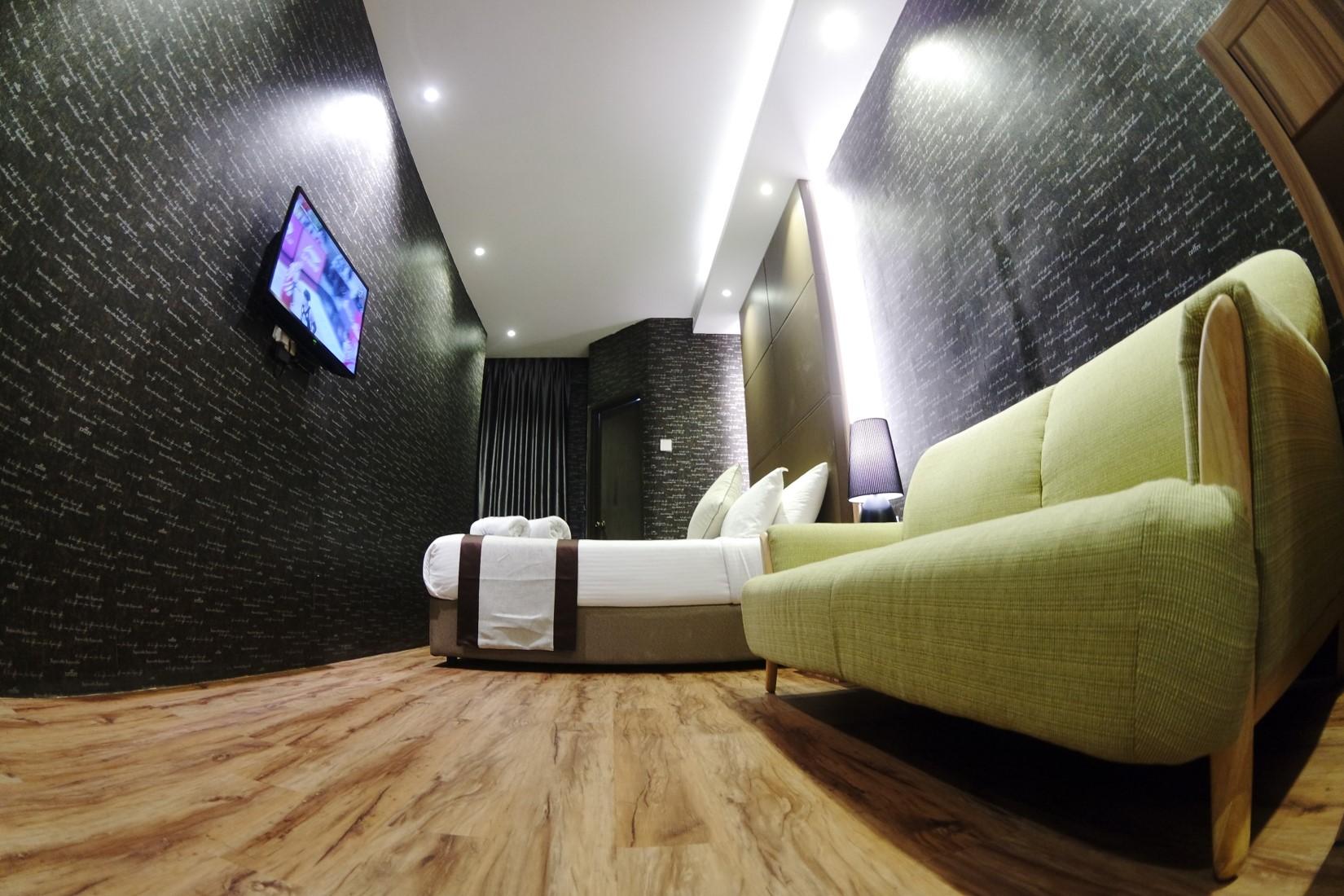 Hotel Skudai Johor Bahru, -50% Off Dormitory & Double Room Rm33^